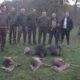 Week-end de chasse en Bourgogne